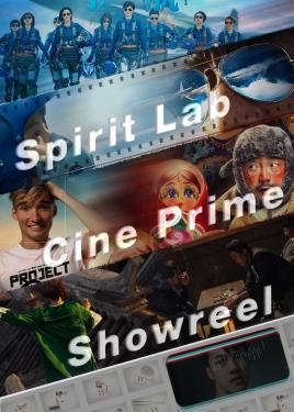 Spirit Lab Cine Prime Showreel