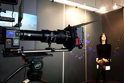 IBC Show 2019:Pure First 变形宽银幕电影镜头首发