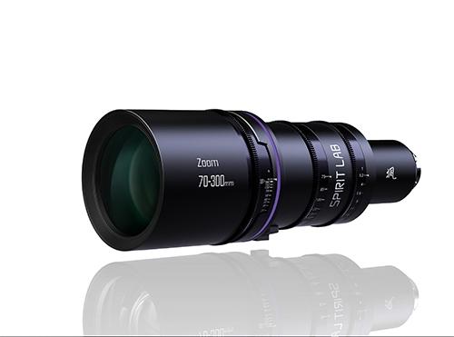 Spirit Lab 70-300mm 变焦电影镜头