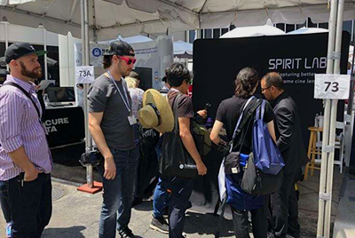 Cine Gear Expo 2019: Spirit Lab presents with full-frame cine prime series